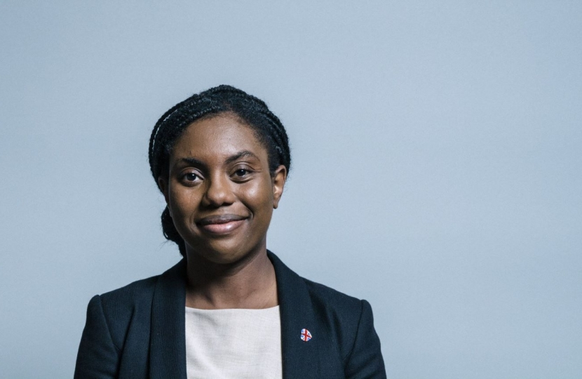 Kemi Badenoch MP welcomes mental health education
